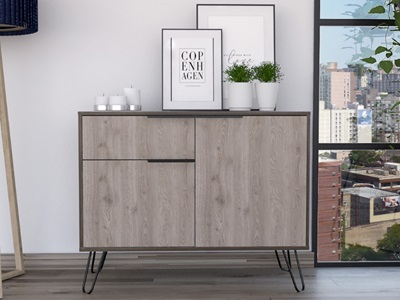 Product photograph showing Nevada Small Sideboard
