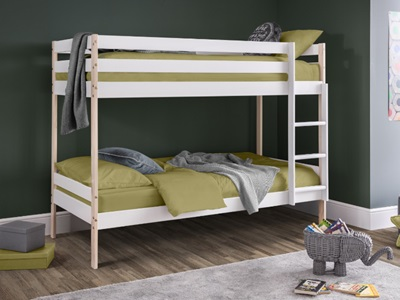 Product photograph showing Nova Bunk Bed