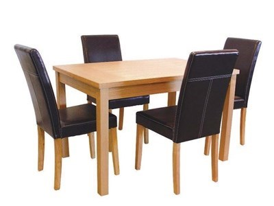 Product photograph showing Oakridge Dining Table