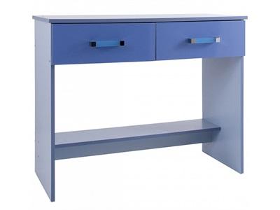 GFW Ottawa 2 Tone Blue Desk  2 Tone Blue Desk