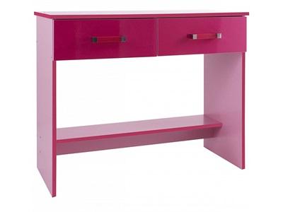 GFW Ottawa 2 Tone Pink Desk 2 Tone Pink Desk