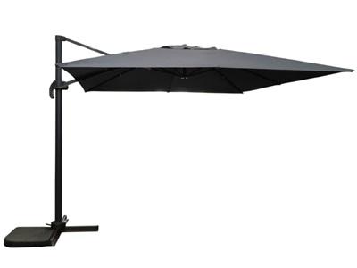 Product photograph showing Parasol - 3m Square Cantilever