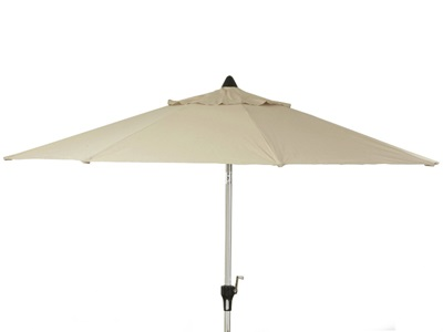 Product photograph showing 3m Round Parasol