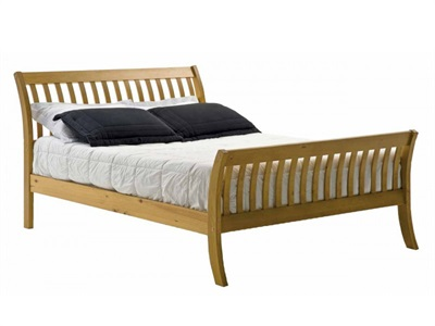 Verona Design Ltd Parma 3 Single Antique Wooden Bed