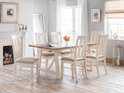 Product photograph showing Pembroke Dining Table