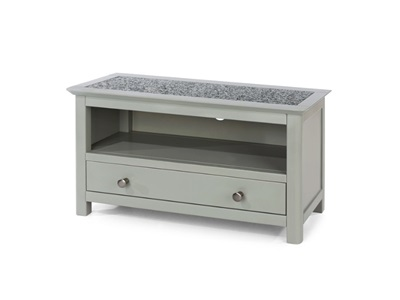 Product photograph showing Perth 1 Drawer Tv Unit