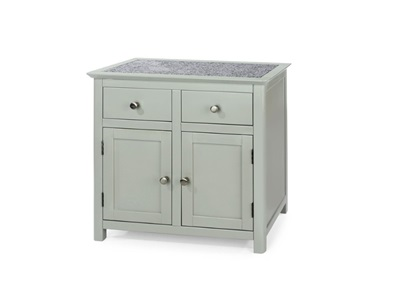 Product photograph showing Perth 2 Door 2 Drawer Sideboard