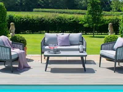 Product photograph showing Portofino 2 Seat Sofa
