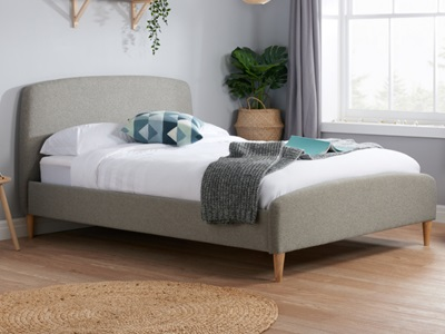Product photograph showing Quebec Bed