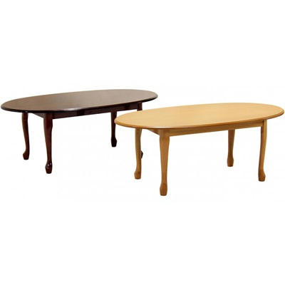 Product photograph showing Queen Ann Coffee Table