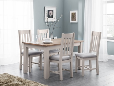 Product photograph showing Richmond Extending Dining Table