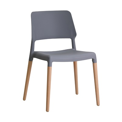 Product photograph showing Riva Chair Pack Of 2