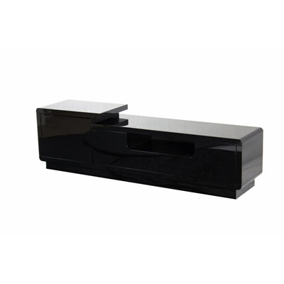 Product photograph showing Rosedale High Gloss Tv Cabinet