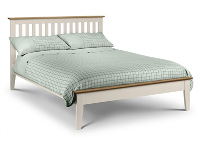 Julian Bowen Salerno Two Tone 3 Single Wooden Bed