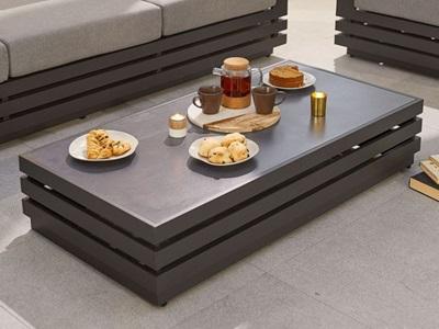 Product photograph showing San Marino Rectangular Coffee Table