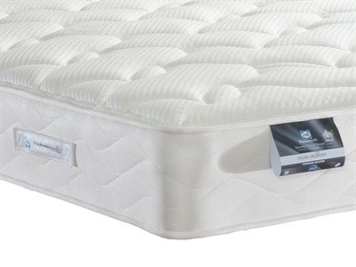 Sealy Pearl Memory 5 King Size Zip And Link Mattress