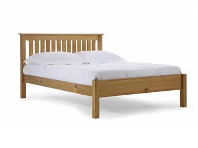 Verona Design Ltd Shaker Antique 3 Single Antique Slatted Bedstead Wooden Bed