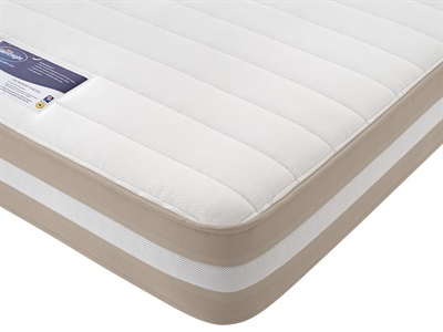 Silentnight Moscow 4 6 Double Mattress
