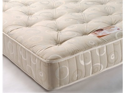 Snuggle Beds Snuggle Tuft 4 Small Double Mattress