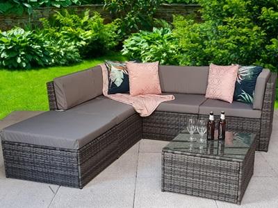 Product photograph showing Stella Modular Corner Sofa