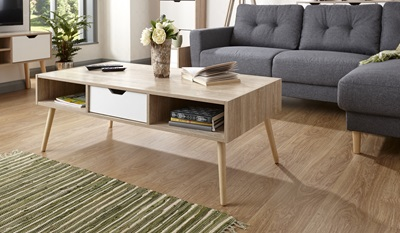 Product photograph showing Stockholm Coffee Table