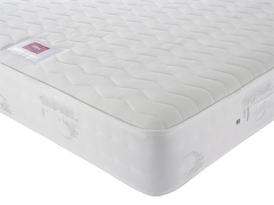 AirSprung Symphony 1000 Memory   3 Single Mattress Only Mattress