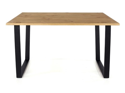 Product photograph showing Texas Large Dining Table