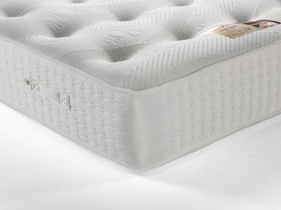 British Bed Company The Ortho King Open Coil Mattress