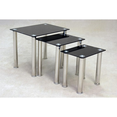Product photograph showing Togo Nest Of Tables