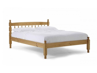 Verona Design Ltd Torino 3 Single Antique Slatted Bedstead Wooden Bed