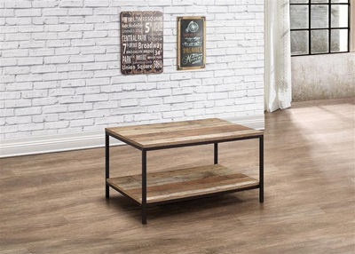 Product photograph showing Urban Coffee Table Rustic