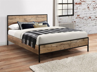 Product photograph showing Urban Bed Rustic