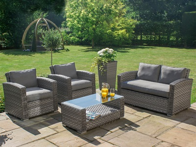 Product photograph showing Victoria 2 Seat Sofa Set