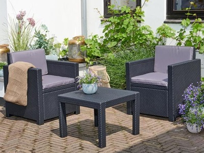 Product photograph showing Victoria Balcony Set