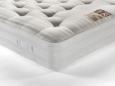 British Bed Company York Pocket Sprung Mattress from £412.25
