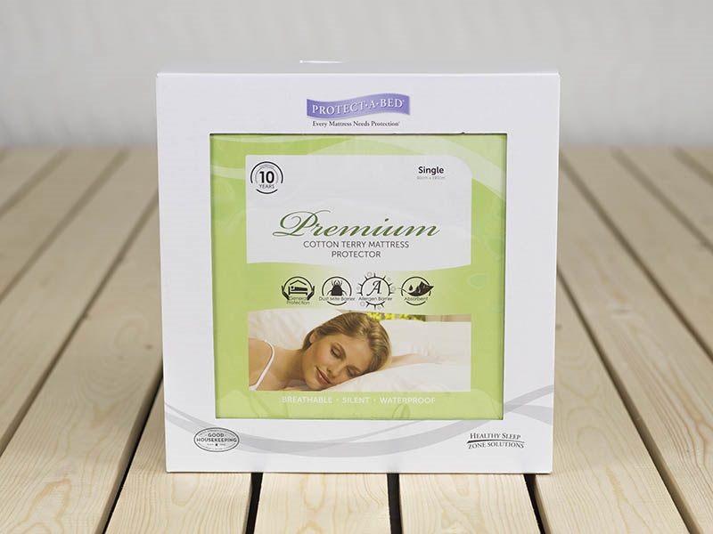 Protect_A_Bed Premium Mattress Protector 4\' 6 Double Protector Image0 Image