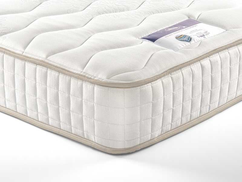Silentnight Pocket Essentials 800 Memory 4\' 6 Double Mattress Image0 Image