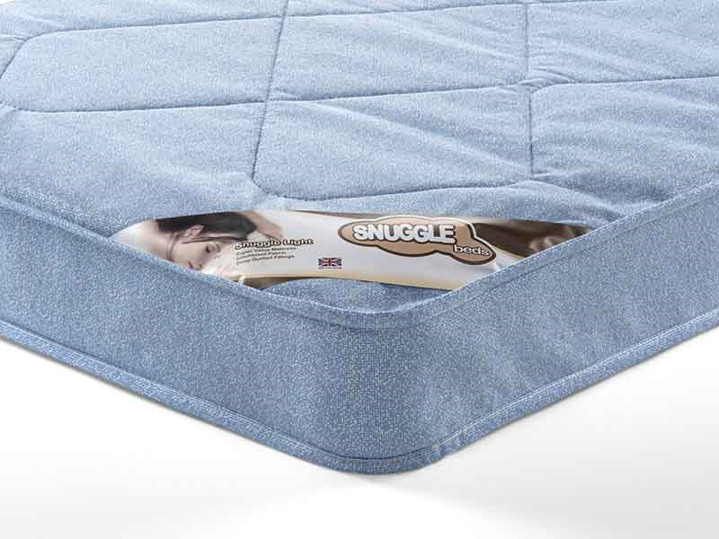 Snuggle Beds Snuggle Light 4\' 6 Double Mattress Image0 Image