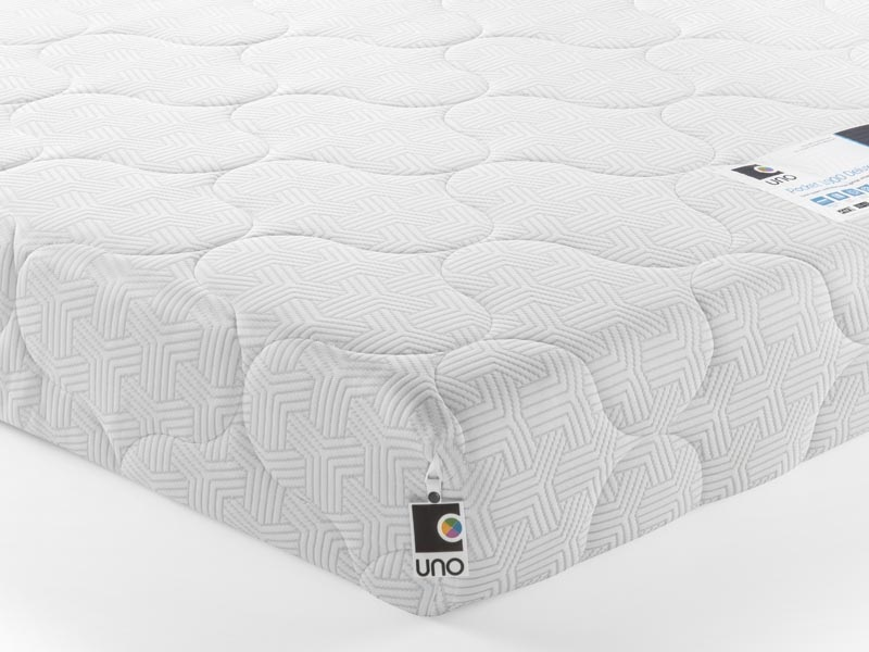 UNO Pocket 2000 4\' 6 Double Mattress Image0 Image