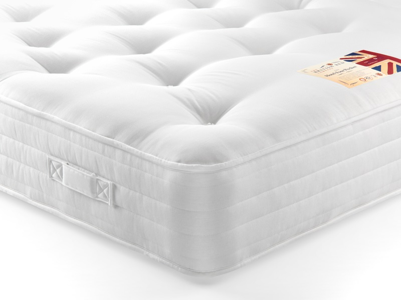 British Bed Company Contract The Hotel Four Pocket 3\' Single Mattress Image0 Image