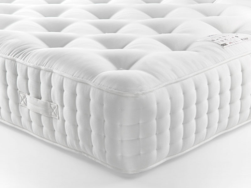 Relyon Milan Cashmere Luxury 3\' Single Mattress Image0 Image