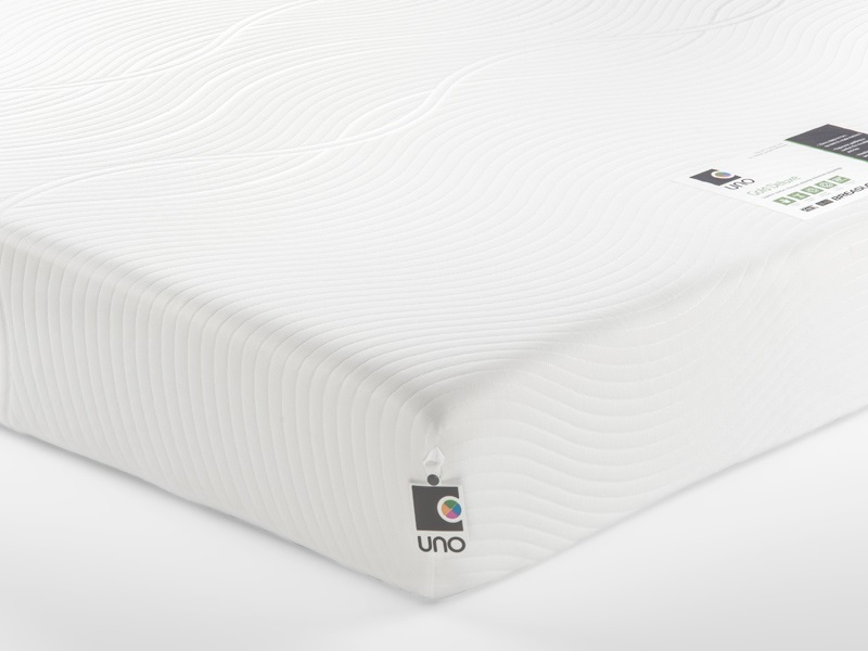 UNO Gold Deluxe 5\' King Size Mattress Image0 Image
