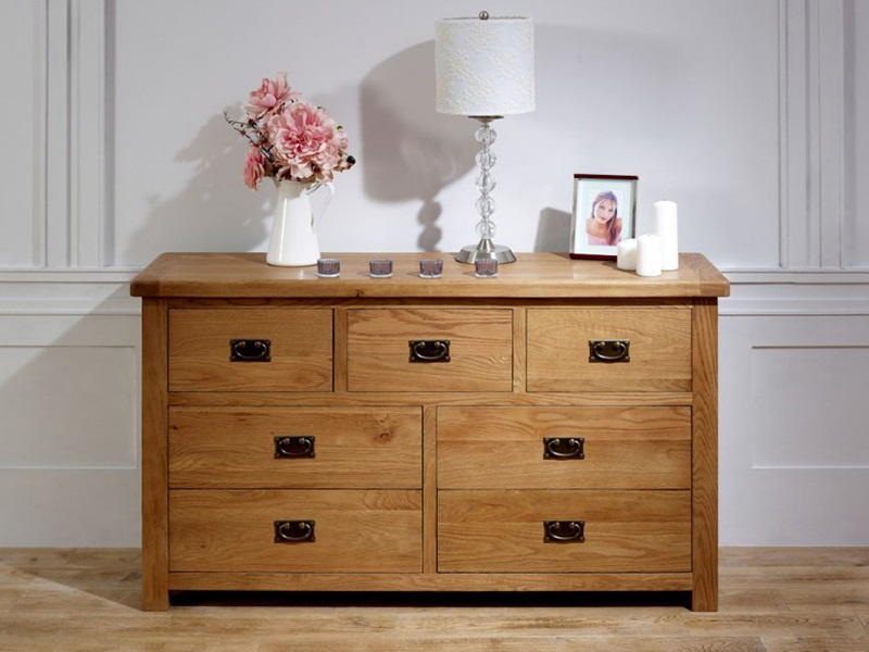 Malvern 3 + 4 Drawer Chest Main Image
