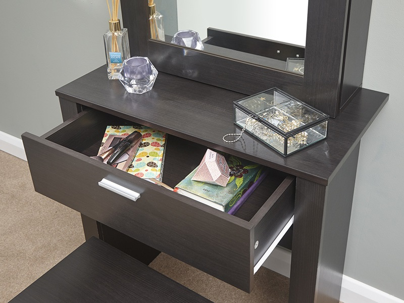 new concept ff163 68f76 Hobson Mirrored Unit and Stool