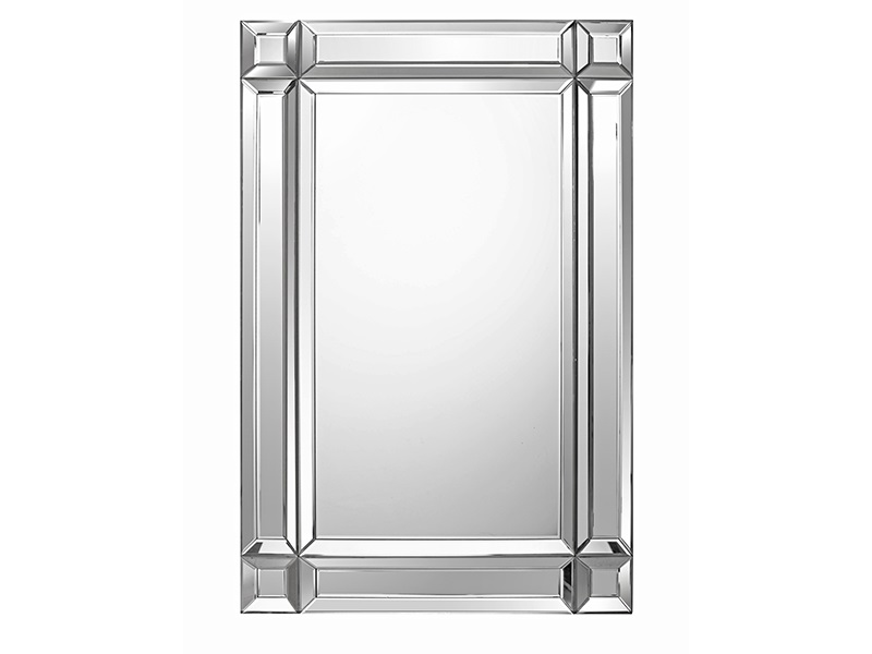 LPD Furniture Valentina Rectangle Mirror Mirror Image0 Image