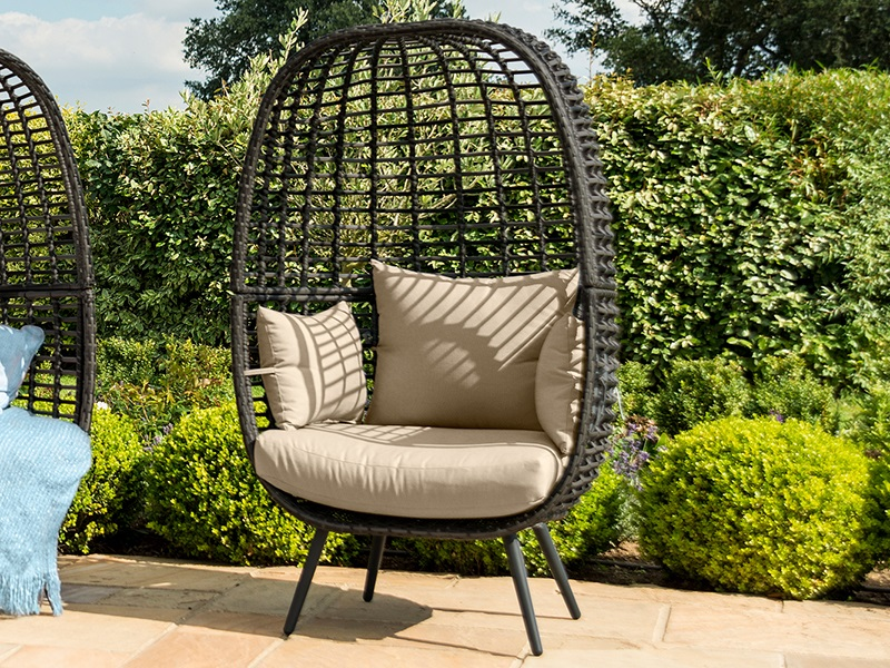 Maze Rattan Riviera Chair Brown Rattan Outdoor Chair Image0 Image