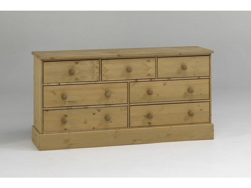 Balmoral 3 + 4 Drawer Wide Chest Main Image