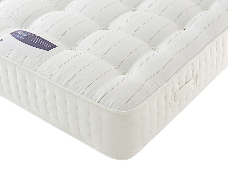 Silentnight Premier Pocket 2600 4\' 6 Double Mattress Image0 Image