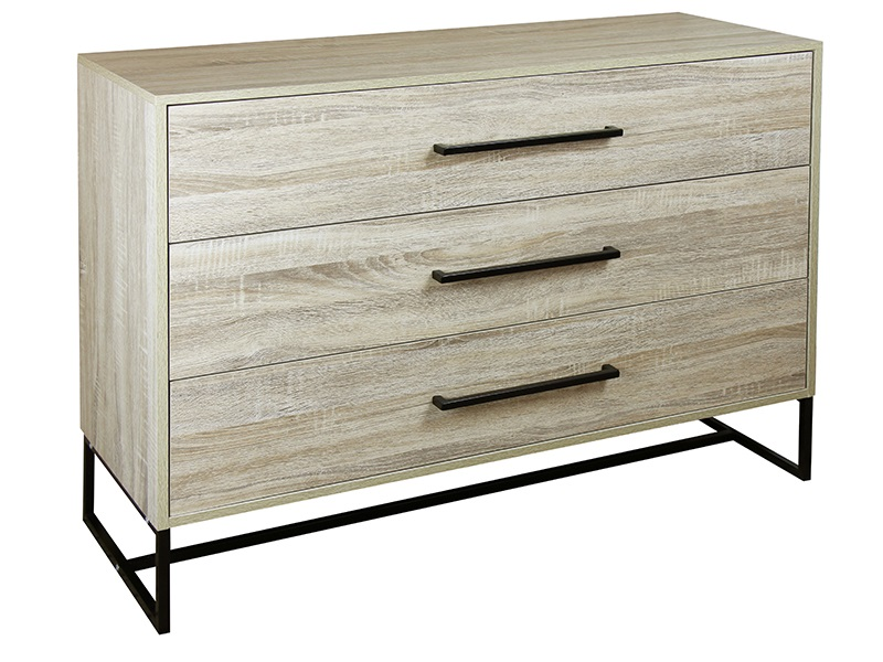 Birlea Conrad 3 Drawer Chest Drawer Chest Image0 Image