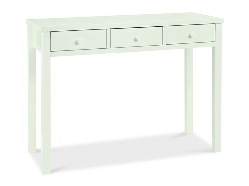 Atlanta White Dressing Table Main Image